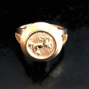 Born Free 14kt. Gold Ring