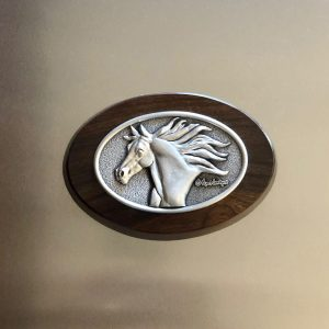 Majestic Ironwood Paperweight