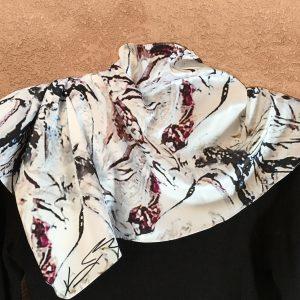 Montage Silk Scarf